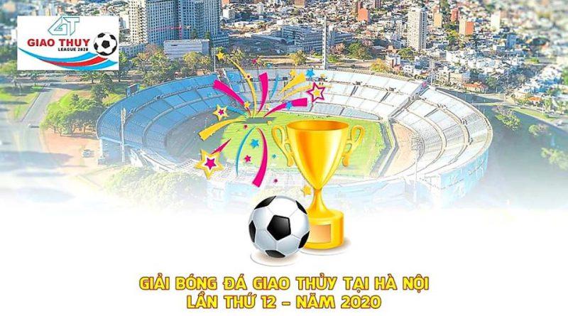 Chuẩn bị cho mùa giải mới Giải bóng đá Giao Thủy tại Hà Nội
