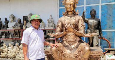 Cựu chiến binh Vũ Duy Thuấn: Gương sáng vươn lên trong phát triển kinh tế