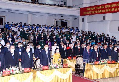 Lễ kỷ niệm 110 năm ngày sinh đồng chí Lê Đức Thọ (10-10-1911 – 10-10-2021)